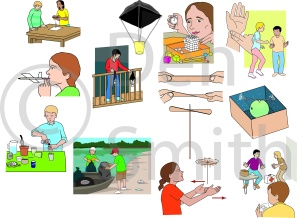 activity Illustrations